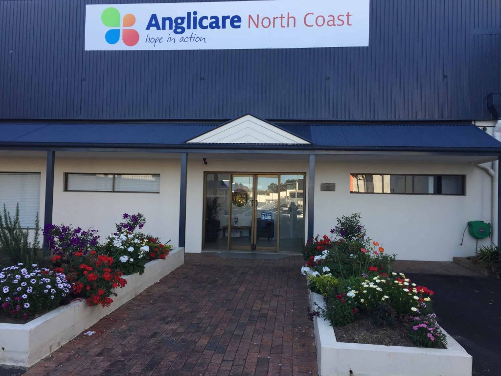 Anglicare North Coast Office in Grafton